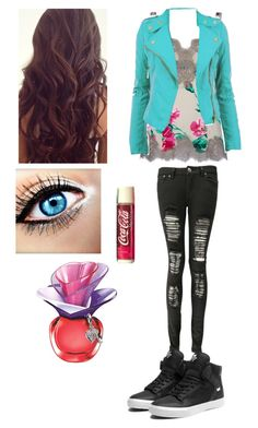 """""""Double Date"""" by lilangelswag787 ❤ liked on Polyvore featuring Boohoo, Dolce&Gabbana, Supra and Justin Bieber"""
