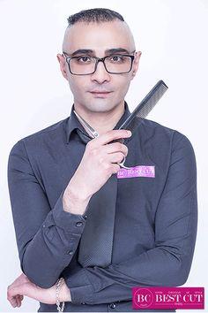 Enzo Lachekhab - Directeur artistique Best Cut Paris
