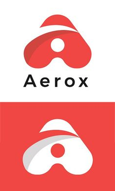 Aerox Letter A Minimal Logo #logotemplate #logodesign #branding #visualidentity #concept #logos #customdesign #designers