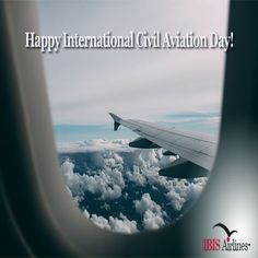 All countries should have access to safe and reliable air transport. (ICAO) Happy International Civil Aviation Day! IBIS Airlines http://ibisairlines.com