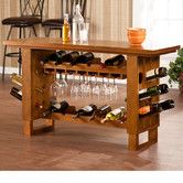 Found it at Wayfair - Montmarte Riddling 30 Bottle Wine Rack
