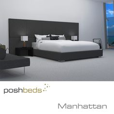 Visit www.poshbeds.com.au Projects To Try, Furniture, Home Decor, Decoration Home, Room Decor, Home Furnishings, Arredamento, Interior Decorating