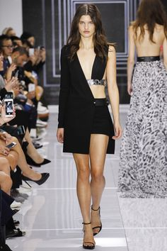 Défilé Versus Versace Printemps-été 2016