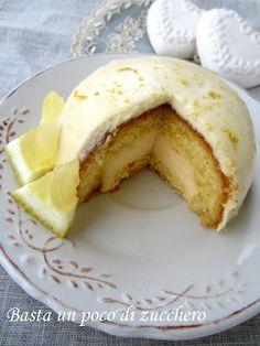 Delizie al limone Basta un poco di zucchero...: