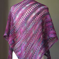 Ravelry: Stormy Sky Shawl pattern by Life Is Cozy