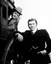 BEN MURPHY, PETE DUEL ALIAS SMITH AND JONES BY STAGECOACH POSTER AND PHOTO 195502