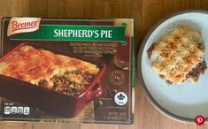 Aldi's shepherd's pie is made with seasoned ground beef and vegetables in a rich sauce and capped with buttery mashed potatoes. The star bursts of buttery mashed potatoes are dusted with paprika, giving this meal a homestyle feel with none of the effort. I expected the filling to have a few more veggies though, so if you make this, plan to supplement with a side of something green to complete the meal. Potato Sauce, Potato Toppings, Steamed Mussels, Easy Restaurant, Elegant Appetizers, Quick And Easy Soup, Garlic Butter Sauce, Frozen Meals, Macaroni And Cheese