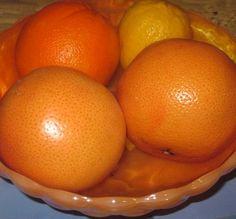 Citrus Marmalade: Three ingredient recipe