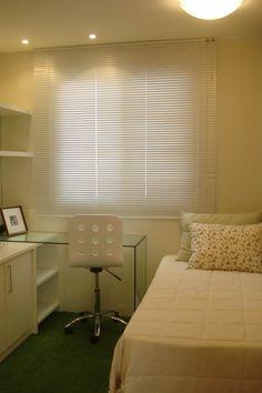 Quarto Solteiro empreendimento Arboretto Green Life #RS / Arboretto Green Life Single Bedroom