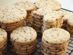 Chocolate Chip Cut-Out Cookies Recipe