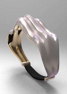 Fab atelier - Aquachic bracelet designed by Mohamed