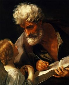 Today is the feast of St. Matthew, Apostle and Evangelist. He is the traditional author of the first gospel. St. Matthew was born at Ca...