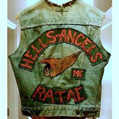 #hellsangels #bikers #rockers #menswear #vintage #vintagestyle  #vintagemenswear by punkpistol_seditionaries from #instagram