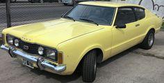 Auto Ford Taunus Coupe