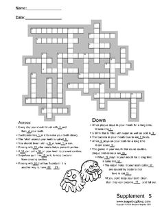 11 Dental Health Activities Puzzle Fun (Printable