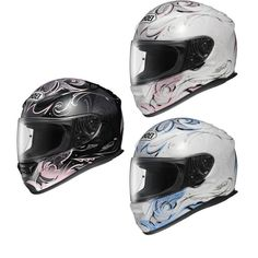 Shoei XR-1100 Baroque Motorcycle Helmet  Description: The Shoei XR-1100 Baroque Motorbike Helmet is packed       with features..              Specifications include:               SAFETY                      Shell in AIM+ Fibreglass, Organic Fibres and high performance         fibres are layered for a shock-absorbent shell with optimum...  http://bikesdirect.org.uk/shoei-xr-1100-baroque-motorcycle-helmet/