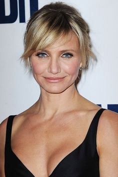 Picture 3 - Celebrity bangs: Famous fringes