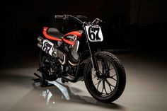 Harley-Davidson XG750R, la primera flat-track en 44 años - Motorbike Magazine