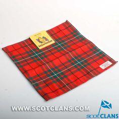 Macaulay Clan Tartan Handkerchief