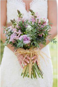 white wildflower bouquet - Google Search