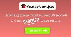 RevealName reverse phone lookup identifies incoming telephone and mobile numbers. Find out full name of who called, their address and more.