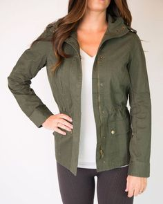 Maddox Field Jacket - Cents Of Style - 13