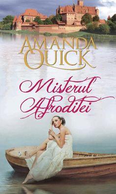 Misterul Afroditei, de Amanda Quick – Recenzie