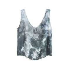 Upstate Reversible Tank (€84) ❤ liked on Polyvore featuring tops, shirts, tank tops, tanks, reversible top, reversible tank top, scoop neck shirt, shibori shirt and scoopneck tank