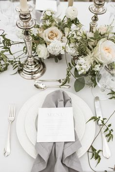 Soft, Romantic Wedding Inspiration | Photography: Ashley Largesse