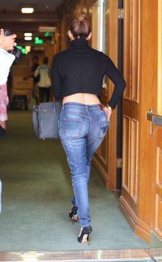 JENNIFER LOPEZ in Jeans Out in Beverly Hills 05/22/2015