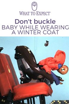 In a hurry you might put baby in a car seat while she's still wearing her winter coat. But a new video from the TODAY Show demonstrates why doing so can be shockingly unsafe. #babysafety #babyvideo #carseat #whattoexpect | whattoexpect.com