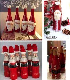 adornos de navidad reciclados 22