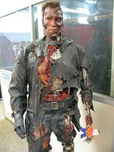 Stan Winston / Terminator design