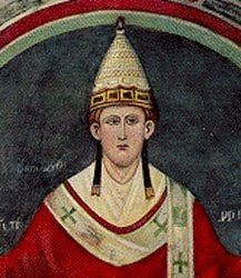 Pope Innocent III (1160 or 1161 – 16 July 1216) was Pope from 8 ...