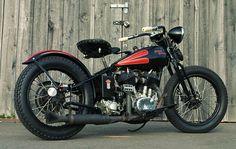 1931 Harley VL Bobber | Bike EXIF
