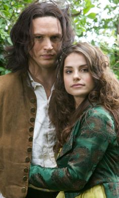 Tom Hardy: Wuthering Heights With Charlotte Riley --- Don't talk to me right now I'm heartbroken. <3