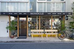 Monocle offer a look inside their new Tokyo store and office based in the…