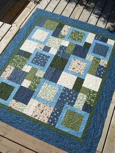 Tamarack Shack. The Perfect Ten pattern