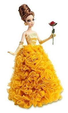 Designer Disney Princess Doll Belle