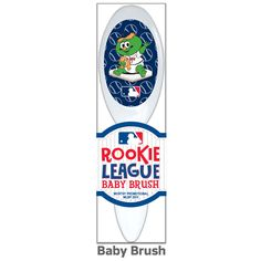 Boston Red Sox Baby Brrush - Sunset Key Chains