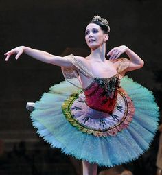 Tamara Rojo (Love her costume!!!)