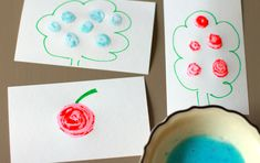 This easy to make, three-ingredient scratch and sniff paint is a great sensory activity for kids! Simply mix school glue, a little water and flavored gelatin powder to create the paint! Test your s...