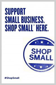 Small Business Saturday - 5 Tips to Get Your Store Ready! #smallbusinesssaturday #shoplocal