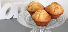 Recette muffins façon gâteau au yaourt revisité à indice glycémique IG bas  | Merci pour le chocolat !