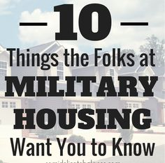 Save money decorating your military housing or rental