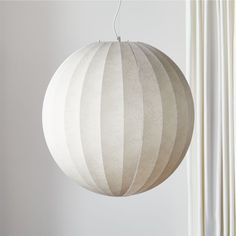 Lucent Pendant LightCB2 Exclusive In stock and ready for delivery to ZIP code  55406 Change Zip... Small Pendant Lights, Globe Pendant Light, Modern Pendant Light, Pendant Lighting, Ceiling Lighting, Woven Bar Stools, Woven Dining Chairs, Mirrored Coffee Tables, Clear Glass Vases