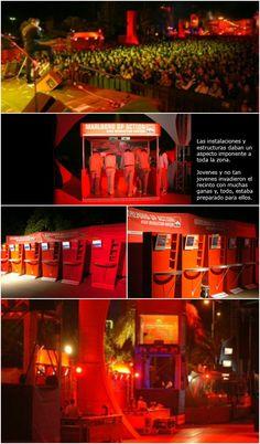 #marlboro #marlborogpaction #gpaction #phillipmorris #firstgroup #grupofirst #eventos #decoracion #escenario #jerez