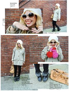 """Putting a new spin on fashion styling, Bekka with """"From Her Closet"""" shows you how one stylist envisions her closet - and her fashion travel essentials, too."""