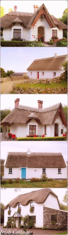 THATCHED BLISS ! _____________________________Do feel free to visit us on http://www.wonderfulireland.ie/south/kilmore-quay/#/ for lots more stories and pictures of beautiful thatchwork here in Ireland. Unknown author. Repinned by WI/IE.