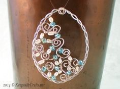 Copper Wire Jewelry Designs >> Learn more by clicking on the image
